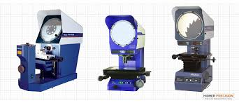 Mitutoyo Optical Comparator Overlay Charts What Does An Optical Comparator Do Higher Precision Blog