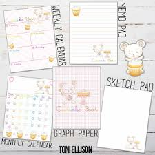 how to make a agenda toni ellison agenda planner stationery diy how to make your