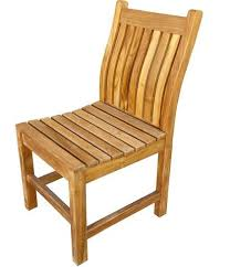 outdoor teak chairs. Classic Teak Side Chair Outdoor Chairs R