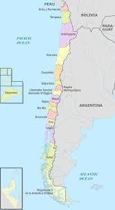 Regioni del Cile - Wikipedia