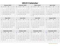 printable 6 month calendar 2019 6 month calendar 2019 printable one page calendar 2019 design