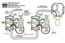 video on how to wire a three way switch how to wire a 2 way switch at 3 Way Switch Wiring Diagram