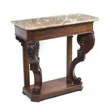 marble top console table antique iv mahogany marble top console table with gold and end tables marble top console table