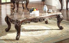 mille french provincial marble top