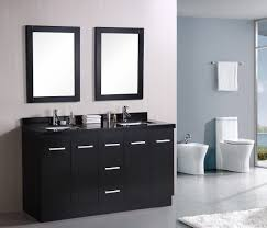 double vanity with two mirrors. double sink bathroom vanities two mirror panels mounted lamps undermount sinks white ceramic round vanity with mirrors