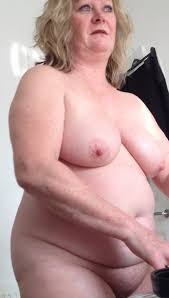 Old and ugly bbw granny