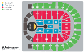 02 Academy Brixton Seating Chart An Evening With Michael Buble Seating Plan The O2 Arena