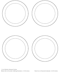 Button Template Word Finally A Use For My Button Maker 4 Inch Circle Template