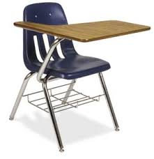school desk and chair combo. 9700br-chair-desk-by-virco School Desk And Chair Combo
