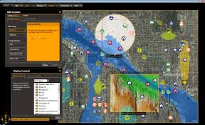 depiction™ new 'whatif' mapping software help for disasters
