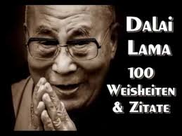Dalai Lama 100 Weisheiten Und Zitate 1v4 Youtube