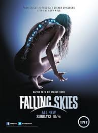 2 The Flash Season 2. 1 Falling Skies Season 1 seriali zecidan chamosulebi