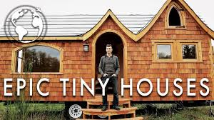 Small Picture THE MOST EPIC TINY HOUSES YouTube