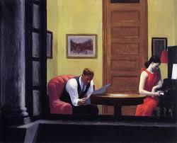 il blog di nop: Quanto horror nei quadri di Hopper!
