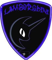 Lamborghini Logo Vector (id: 196053) - Buzzerg.com