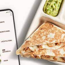 The Quesadilla Is Chipotle's First ...