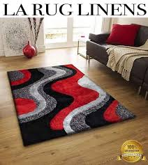 home design grey and red area rugs new red black gray 8 x10