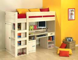 bunk bed office underneath. Girls Loft Bed With Desk Cool Bunk Beds Underneath Kids Desks Bedroom A And Vanity Uk Office