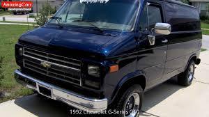 1992 Chevrolet G-Series G10 - YouTube