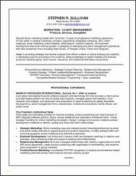 Marketing Resume Templates Best Of Resume Templates Cv Resume