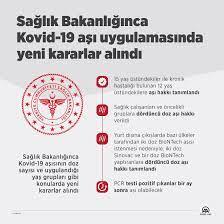 Sağlık Bakanlığı'ndan yeni koronavirüs kararları: 15 yaş ve 4. doz kararı
