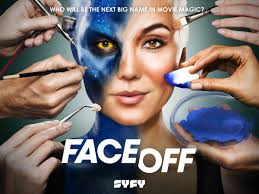 the artists on faceoff are extremely creative and have three critical tests first they have to imagine the special effects concept and then design it
