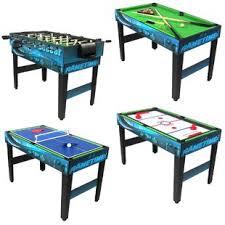 Crawfordsville 10-in-1 Multi-Game Table 3 In One Game | Wayfair