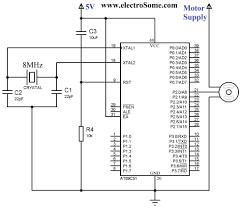 interfacing servo motor 8051 microcontroller using keil c at89c51 interfacing servo motor 8051 circuit diagram