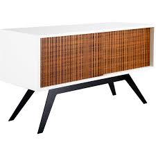 elko credenza small  linear  eastvold furniture  horne