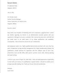 Cover Letter Referral Sample How To Mention Employee Referral In Cover Letter Cover Letter