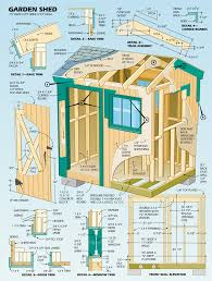 Small Picture Build Your Own Outdoor Shed Using Outdoor Shed Plans Cool Shed