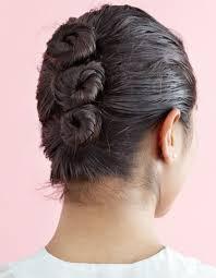 Coiffure Cheveux Mouill S Chignons 15 Id Es De Coiffures Sur