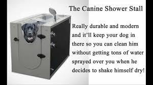 home dog wash station