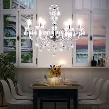 Büro Schreibwaren Decken Hänge Lüster Kristall Acryl Lampe