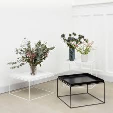 contemporary coffee table tray hay