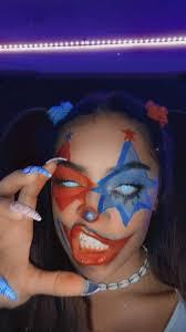 cute tik tok clown makeup page 1