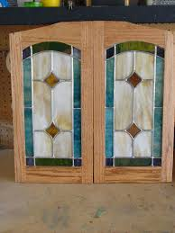 antique stained glass doors for custom stained glass cabinet door stained glass panels stained glass