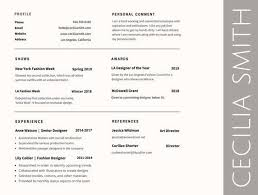 Fonts For Resume Thatretailchickme Unique Best Font For Resume 2017