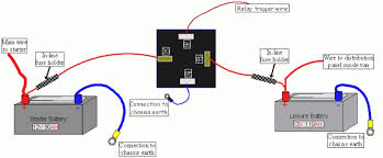 split charge relay wiring diagram the wiring diagram split charge relay wiring diagram trailer wiring diagram wiring diagram