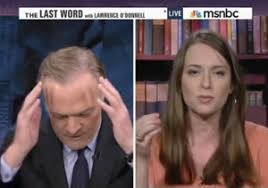 Image result for lawrence o'donnell goes ballistic