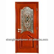 china glass door wooden entry door glass inserts door