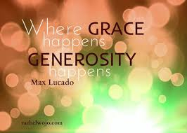 Christian Quotes About Giving Best of Grace Is For Giving Max Lucado Inspirational And Gratitude