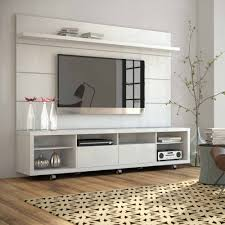 manhattan comfort cabrini tv stand and floating wall tv panel with led lights 2 2 for tvs up to 70 multiple colors com