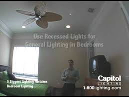 5 biggest lighting mistakes bedroom lighting