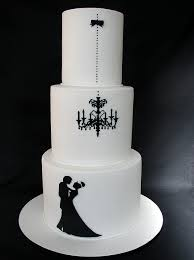chandelier wedding cakes