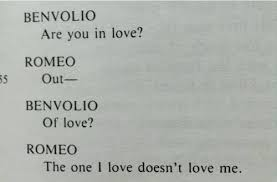 Shakespeare Romeo And Juliet Quotes