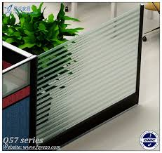 new design office workstations with melamine manager desk glass office partitions office partition designs