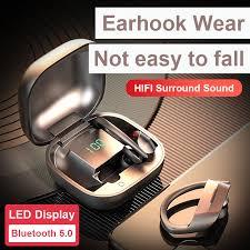 <b>M8</b> HiFi <b>Bluetooth</b> Earphones Handsfree <b>Wireless Business</b> ...