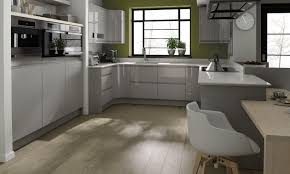 Second Nature Kitchen Doors Remo Painted Contemporary Kitchen Martha Mockford