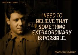 Quotes Beautiful Mind Best of 24 A Beautiful Mind Movie Quotes To Provoke Your Thoughts EliteColumn